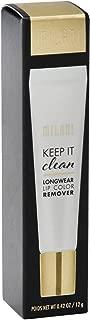 Milani Keep It Clean Longwear Lip Color Remover, 0.42 oz