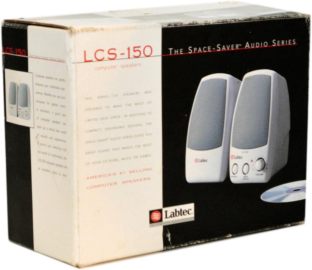 Amazon.com Labtech LCS20 Space Saver Series Speaker  Electronics