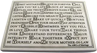 Best marble inspirational plaques Reviews