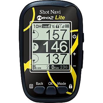 ショットナビ(Shot Navi) ショットナビ ネオ2 ライト NEO2 Lite  SN-NEO2Lite  【防水】IPX4準拠 【電源】リチウムイオンバッテリー