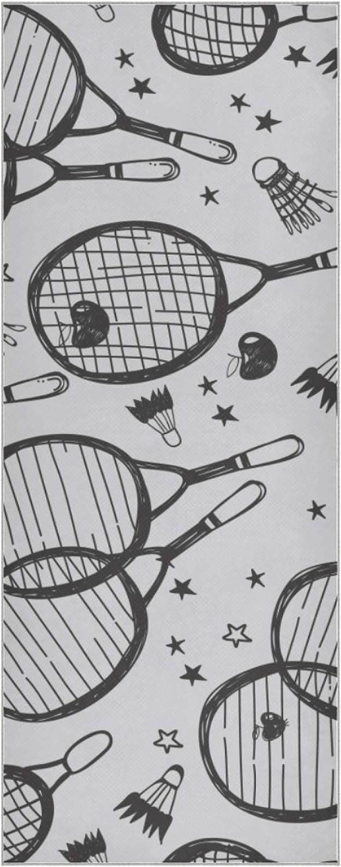 Yoga Towel Selling Non Slip Badminton Tennis and Swea Racket unisex