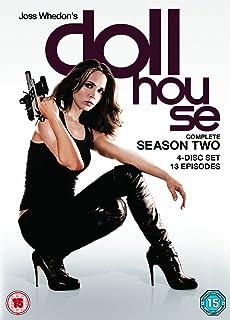 Dollhouse: Season 2 (4 Dvd) [Edizione: Regno Unito] [Reino Unido]