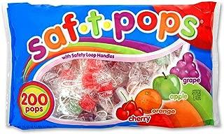 Saf-T-Pops 200 count bag