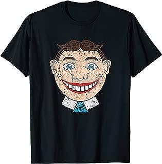 Asbury Park Tillie Face - New Jersey T-Shirt