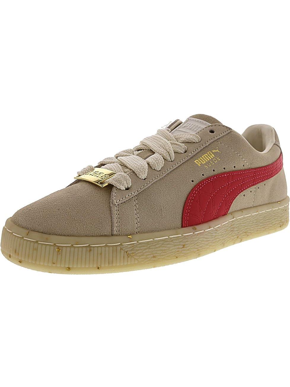 幻想的単位スカープPuma Women's Suede Classic Bboy Fab Ankle-High Fashion Sneaker
