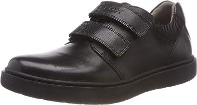 Geox Boy's J Riddock H School Uniform Shoe