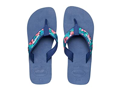 Havaianas Surf Material Sandal (Indigo Blue) Men