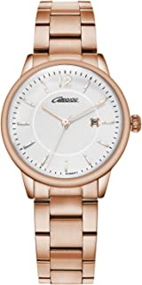 CARDQIOU Women Watch Women Rose Gold Watch Stainless Steel Waterproof Ladies Watch Women's Watch Sale