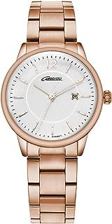 CARDQIOU Women Watch Women Rose Gold Watch Stainless Steel Waterproof Ladies Watch Women's Watch Sale