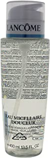 Lancome Eau Micellaire Douceur Cleansing Water With Rose Extract All Skin Types, 13.5 Oz