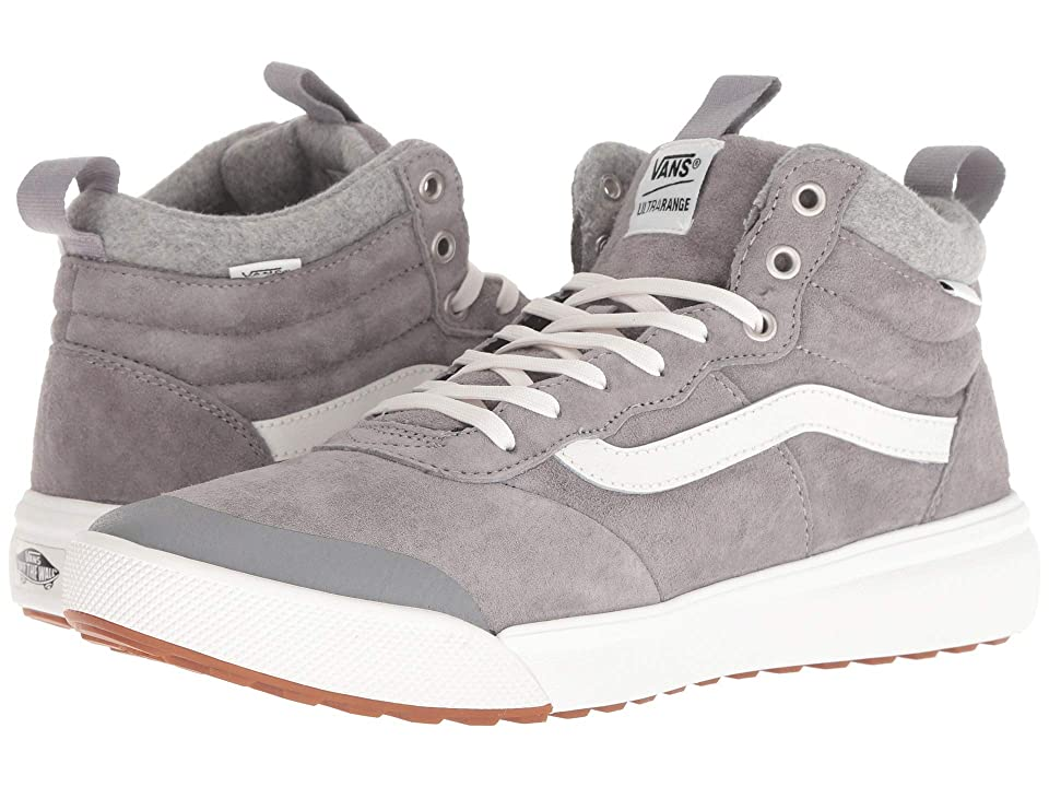 Vans UltraRange Hi MTE ((Wool) Frost Gray) Skate Shoes