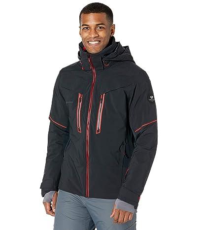 Obermeyer Charger Jacket (Black) Men