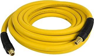 "DeWalt DXCM012-0200 3/8"" x 25' Premium Rubber Hose"