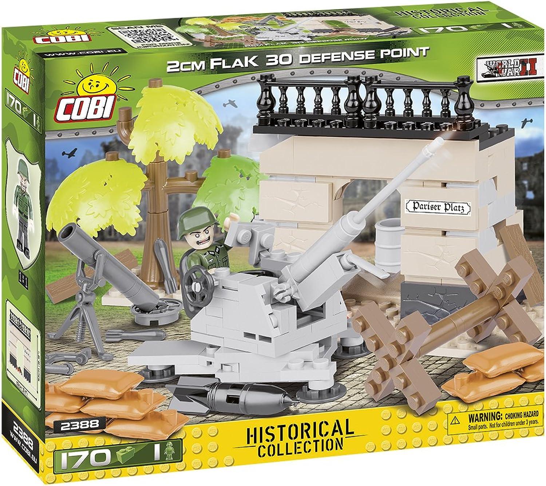 COBI Historical Collection 2cm Flak 30 Defense Point Vehicle