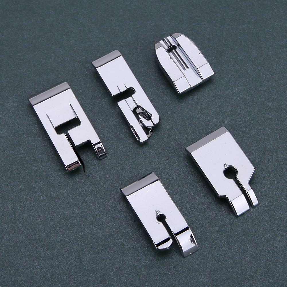 ultimafio (TM) 11 piezas para máquina de coser prensatelas pies ...