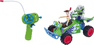 Toy Story Radio Controlled Car (buzz & Woody)