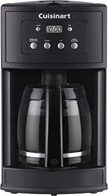 Cuisinart DCC-500 Coffee Maker, OSFA, Black