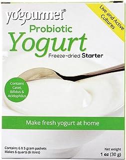 Yogourmet Probiotic Yogurt, Freeze-Dried starter, 1oz