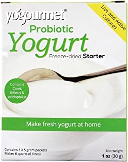 Best yogourmet probiotic yogurt starter Reviews