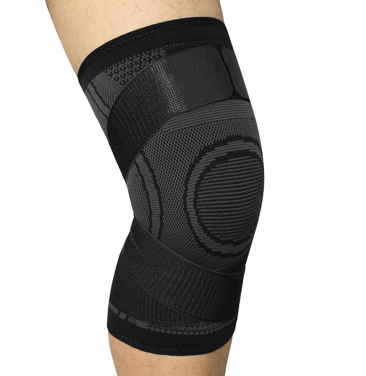 DISHANG Knee Brace for Braces Super beauty product restock Los Angeles Mall quality top Sleeve Pain Compression