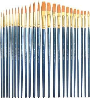Best flat watercolor brush Reviews