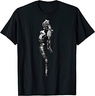 Zombie Pin-Up Girl T-Shirt
