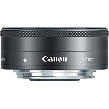 Canon EF-M 22mm f2 STM Compact System Lens