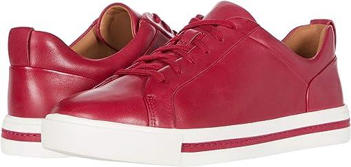 Raspberry Leather