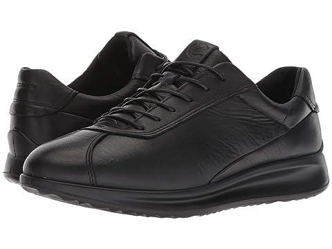 Black Cow LeatherWild Dove Leather Cow Lace ECCO Aquet q4wUfEE