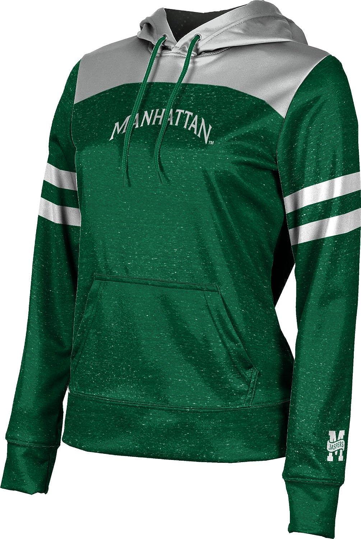 Manhattan College Girls' Animer and price revision Luxury Pullover Spirit School Hoodie Sweatshi