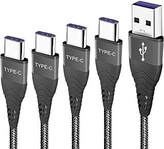 Cable Usb C Carga Rapida Para Xiaomi Redmi Note 8 Pro 7 8T,Mi 10/10 Pro 9 9T Lite 8 A3 5 5S,Motorola Moto G7 G8 Plus Power...