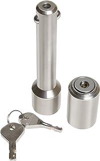 Reese Towpower 7030300 Trava receptora profissional de 1,5 cm cromada estilo DogBone