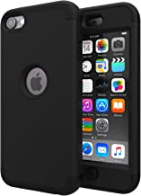 iPod Touch 7 Case,iPod Touch 6 Case,SLMY(TM) Heavy Duty High Impact Armor Case Cover Protective Case for Apple iPod Touch ...