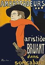 Henri de Toulouse-Lautrec Ambassadeurs: Aristide Bruant 30