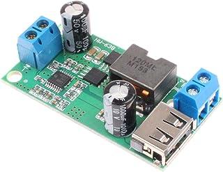 NOYITO DC-DC 5A Buck Power Supply Module 9V 12V 24V 36V to 5V 5A 25W Regulated Power Converter Module Suitable for USB 5V ...