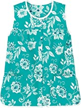 AmeriMark Easy-Care Snap Front Cobbler Aprons Vest with Two Patch Pockets