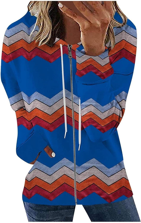 Women's Lightweight Tie Dye Hoodie Sweatshirts Casual Loose Long Sleeve Pullover Hooded Jacket Tops
