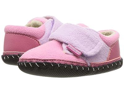 pediped Buddy Originals (Infant) (Pink) Girl