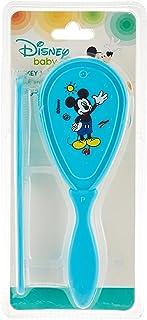 Disney Mickey Mouse Baby Comb & Brush Set, Blue, TRHA1722