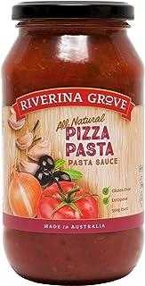 Riverina Grove Pizza Pasta Sauce 500 g x 6