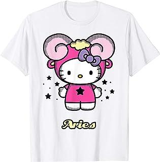 Hello Kitty Zodiac Aries Tee Shirt