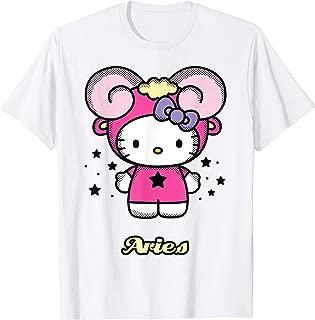 Zodiac Aries Tee Shirt