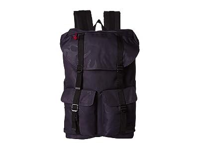 Herschel Supply Co. Buckingham (Graphite/Tonal Camo) Backpack Bags