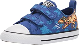 Chuck Taylor All Star 2V Dino's Beach Party - Ox (Infant/Toddler)