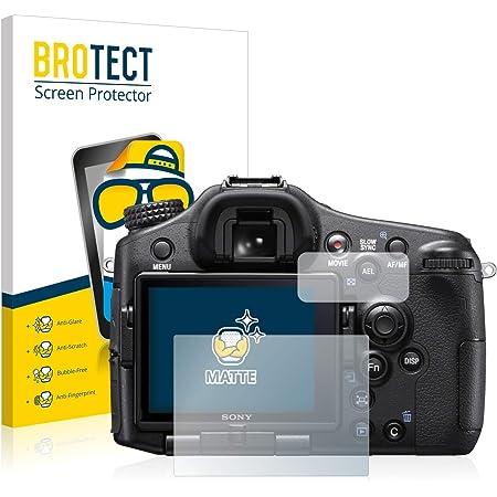 BROTECT Schutzfolie kompatibel mit Sony A7C klare Displayschutz-Folie 2 St/ück