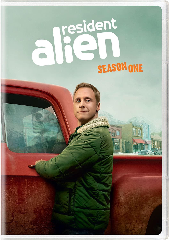 Resident-Alien:-Season-1-(DVD)