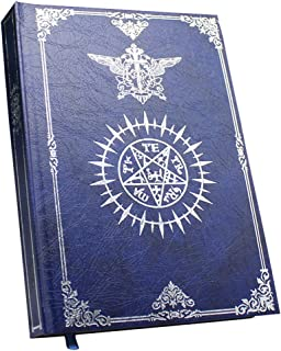 absinthe Japanese Anime Exquisite Notebook, 200 Sheets Anime Journal for Taking Notes and Drawing(Black Butler)