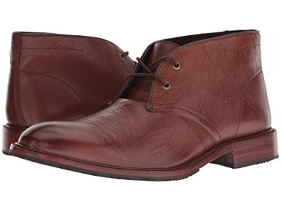 Trask Landers (Brown Italian Calfskin) Men