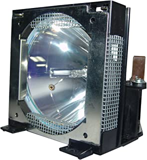 AuraBeam Professional Replacement Projector Lamp for Sharp XG-P20XU With Housing (Powered by Philips)