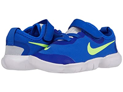 Nike Kids Free Rn 5.0 2020 (Infant/Toddler) (Hyper Royal/Ghost Green/Photon Dust) Kid